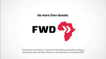 USAid TV Spot for FWD Featuring Josh Hartnett, Uma Thurman, and Geena Davis - Thumbnail 10