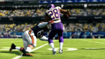 Madden NFL 13 TV Spot, 'Paul and Ray Reviews, Sir Isaac Newton' - 17 commercial airings