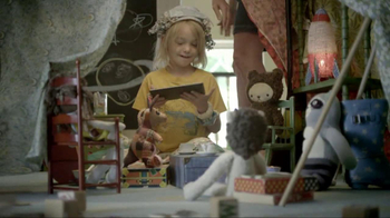 Google Nexus 7 TV Spot, 'Curious George' - Thumbnail 4