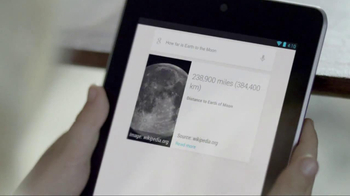 Google Nexus 7 TV Spot, 'Curious George' - Thumbnail 8