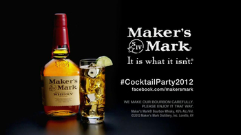 Maker's Mark TV Spot for Featuring James Carville and Mary Matalin - Thumbnail 8