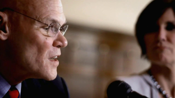 Maker's Mark TV Spot for Featuring James Carville and Mary Matalin - Thumbnail 1