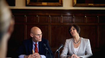 Maker's Mark TV Spot for Featuring James Carville and Mary Matalin - Thumbnail 2