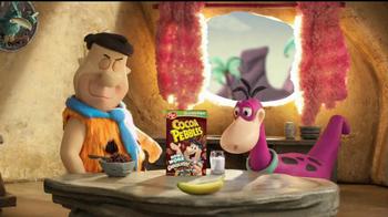 Cocoa Pebbles TV Spot, 'Even More Chocolatey' - Thumbnail 1