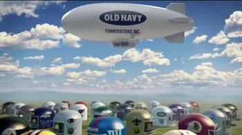 Old Navy TV Spot for Superfan Tees Featuring Mike Ditka - Thumbnail 1