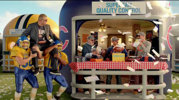 Old Navy TV Spot for Superfan Tees Featuring Mike Ditka - Thumbnail 7
