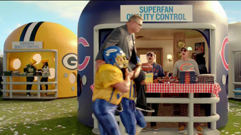 Old Navy TV Spot for Superfan Tees Featuring Mike Ditka - Thumbnail 8