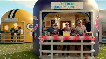 Old Navy TV Spot for Superfan Tees Featuring Mike Ditka