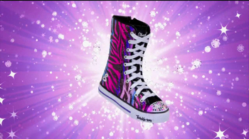 Skechers TV Spot for Twinkle Toes High Tops