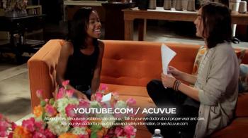 ACUVUE 1-Day Contest Winner TV Spot Featuring Tyler Blackburn - Thumbnail 6