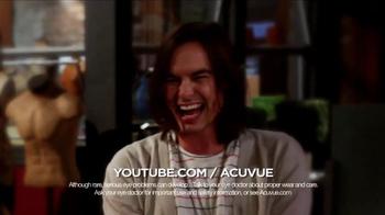 ACUVUE 1-Day Contest Winner TV Spot Featuring Tyler Blackburn - Thumbnail 7
