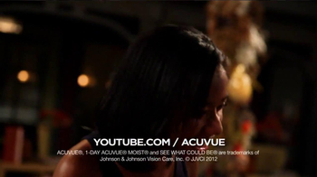 ACUVUE 1-Day Contest Winner TV Spot Featuring Tyler Blackburn - Thumbnail 8