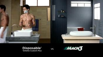 Gillette TV Spot for Mach3 - Thumbnail 10