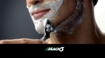 Gillette TV Spot for Mach3 - Thumbnail 8