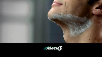 Gillette TV Spot for Mach3 - Thumbnail 9