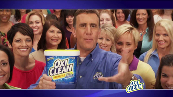 OxiClean TV Spot 'Versatile Stain Remover' - Thumbnail 1