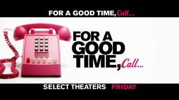 For A Good Time, Call - Alternate Trailer 4