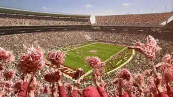 University of Alabama TV Spot, 'Memories' - Thumbnail 8