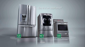 LG Appliances TV Spot, '20 Percent More' - Thumbnail 10