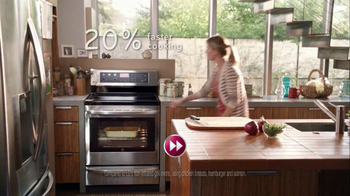 LG Appliances TV Spot, '20 Percent More' - Thumbnail 5