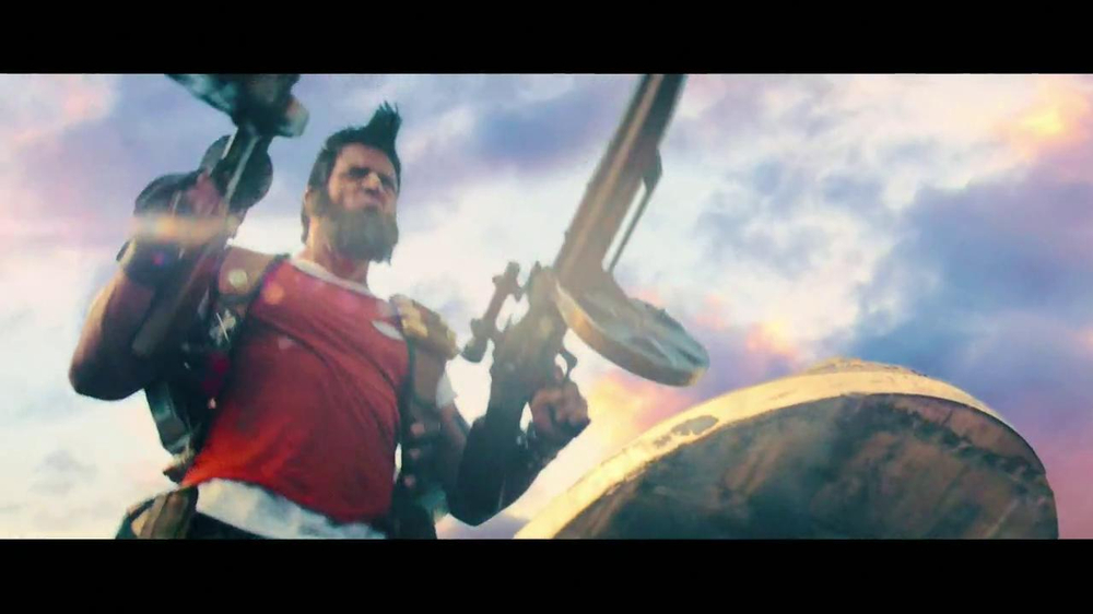 Borderlands 2 TV Commercial, 'Pandora' Song by The Heavy - Video