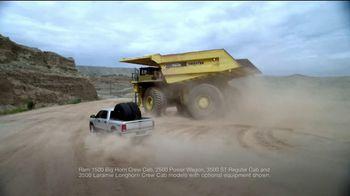 Ram Trucks Power Days TV Spot, 'Only One Reason' - Thumbnail 4