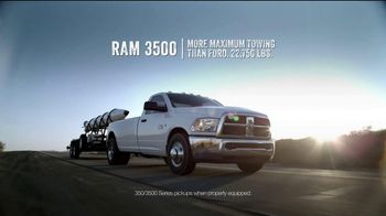 Ram Trucks Power Days TV Spot, 'Only One Reason' - Thumbnail 6