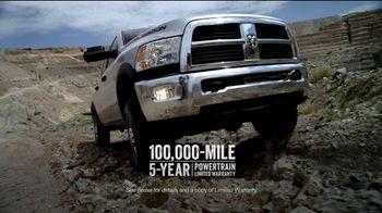 Ram Trucks Power Days TV Spot, 'Only One Reason' - Thumbnail 8