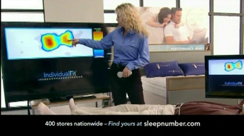Sleep Number White Sale TV Spot, 'Technology' - Thumbnail 4