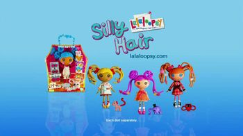 Lalaloopsy Silly Hair TV Spot - Thumbnail 9