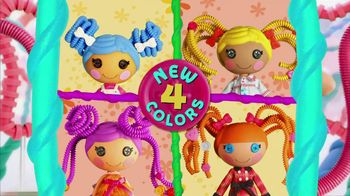Lalaloopsy Silly Hair TV Spot - Thumbnail 3