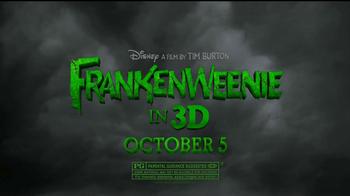 Subway TV Spot, 'Frankweenie' - Thumbnail 8