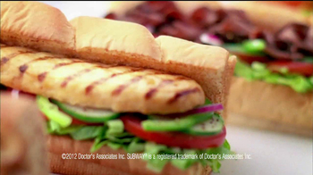 Subway TV Spot, 'Frankweenie' - Thumbnail 7
