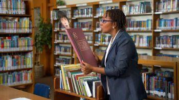GoGurt TV Spot, 'Library Bookmark'