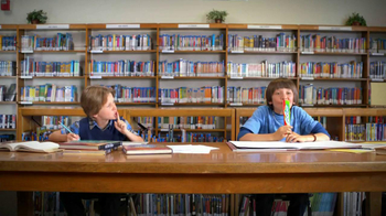 GoGurt TV Spot, 'Library Bookmark' - Thumbnail 1
