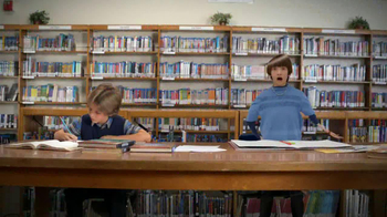 GoGurt TV Spot, 'Library Bookmark' - Thumbnail 4