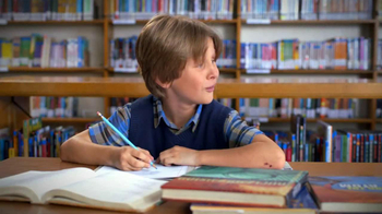 GoGurt TV Spot, 'Library Bookmark' - Thumbnail 5