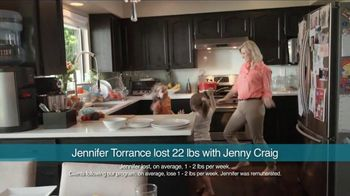 Jenny Craig TV Spot, 'Mom of Five' - 89 commercial airings