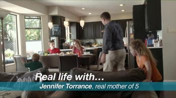 Jenny Craig TV Spot, 'Mom of Five' - Thumbnail 2
