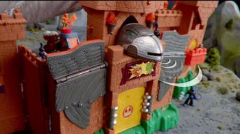 Imaginext Eagle Talon Castle TV Spot  - Thumbnail 4