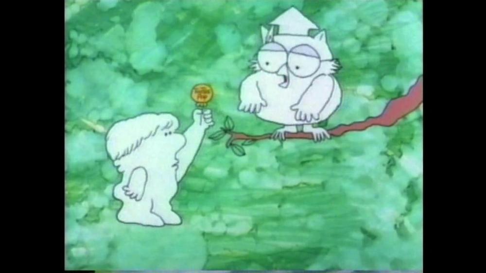 Mr owl tootsie pop