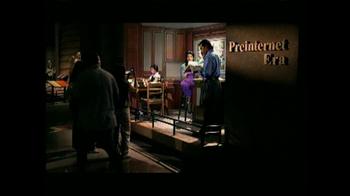 Broadband Opportunity Coalition TV Spot for PreInternet Era - Thumbnail 9