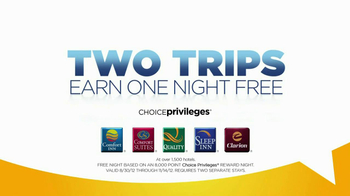 Choice Hotels TV Spot, 'Freebies' - Thumbnail 7