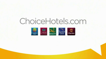 Choice Hotels TV Spot, 'Freebies' - Thumbnail 6