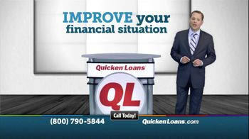Quicken Loans TV Spot, 'Mortgage Refinance'