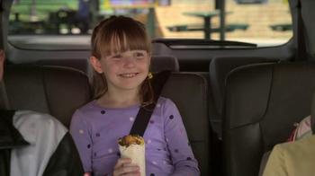 Sonic Drive-In TV Spot, 'Back-To-School 1/2 Price Breakfast Burritos' - Thumbnail 2