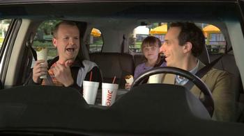 Sonic Drive-In TV Spot, 'Back-To-School 1/2 Price Breakfast Burritos' - Thumbnail 3