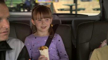 Sonic Drive-In TV Spot, 'Back-To-School 1/2 Price Breakfast Burritos' - Thumbnail 8