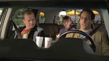 Sonic Drive-In TV Spot, 'Back-To-School 1/2 Price Breakfast Burritos' - Thumbnail 9