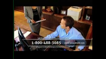 US Tax Shield TV Spot for Free Confidential Consultation